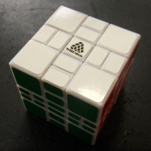 3x3魔方最后一层图解